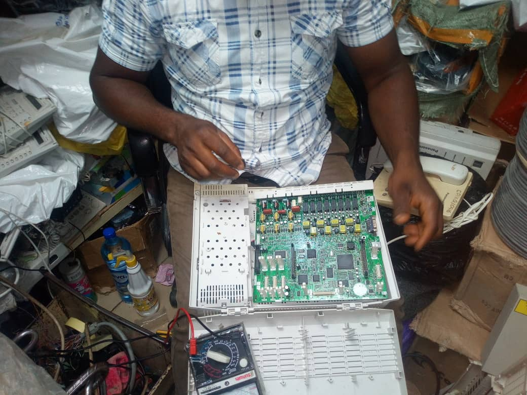 PABX MAINTENANCE ABUJA